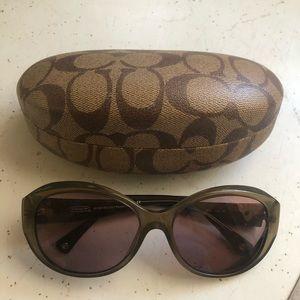 Coach Sunglasses Frame